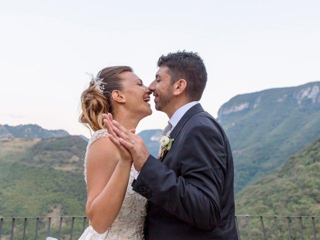 Il matrimonio di Francesco e Silvia a Laurino, Salerno 67