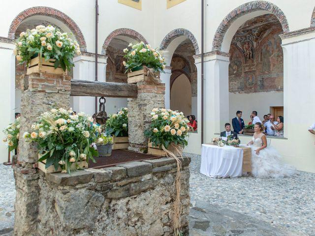 Il matrimonio di Francesco e Silvia a Laurino, Salerno 68