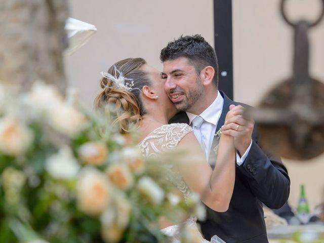 Il matrimonio di Francesco e Silvia a Laurino, Salerno 69