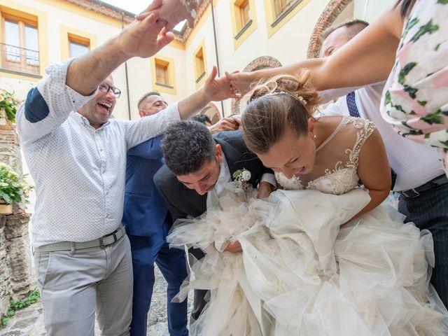 Il matrimonio di Francesco e Silvia a Laurino, Salerno 70