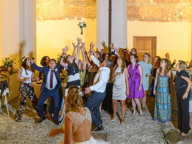 Il matrimonio di Francesco e Silvia a Laurino, Salerno 73