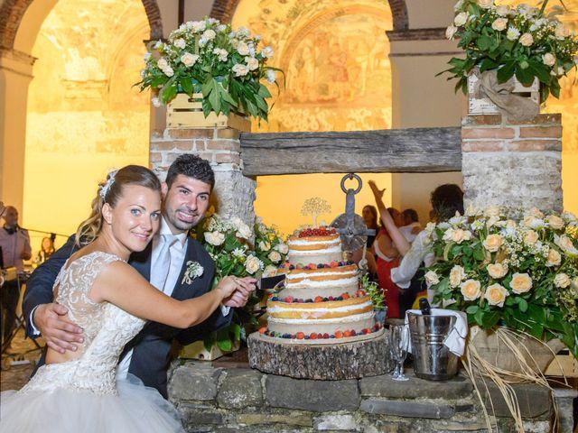 Il matrimonio di Francesco e Silvia a Laurino, Salerno 75
