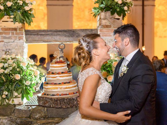 Il matrimonio di Francesco e Silvia a Laurino, Salerno 76