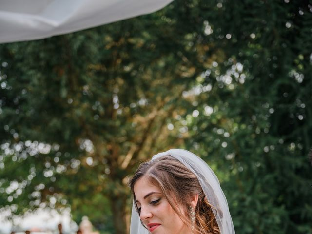 Il matrimonio di Giuseppe e Sharon a Medicina, Bologna 3