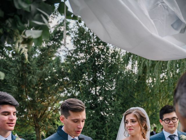 Il matrimonio di Giuseppe e Sharon a Medicina, Bologna 4