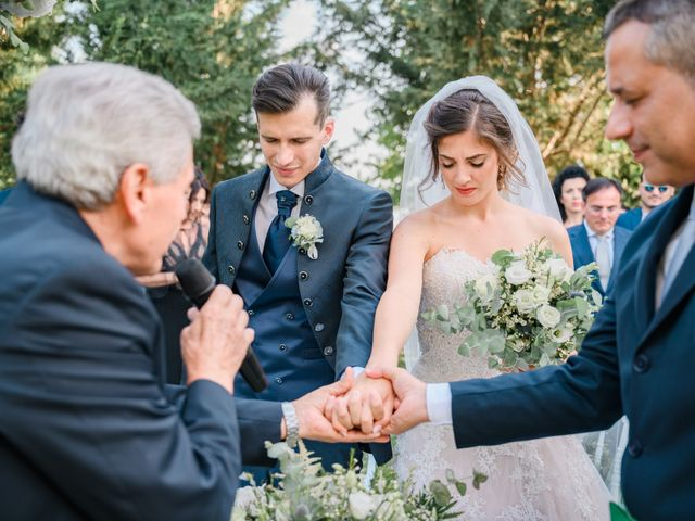 Il matrimonio di Giuseppe e Sharon a Medicina, Bologna 2