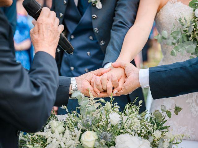 Il matrimonio di Giuseppe e Sharon a Medicina, Bologna 10