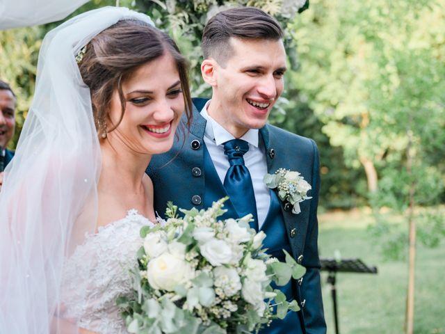 Il matrimonio di Giuseppe e Sharon a Medicina, Bologna 12