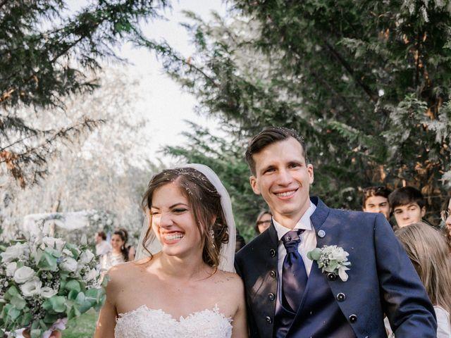 Il matrimonio di Giuseppe e Sharon a Medicina, Bologna 17