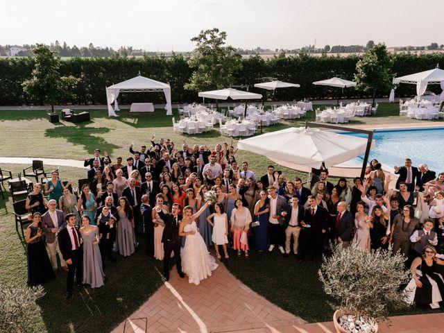 Il matrimonio di Giuseppe e Sharon a Medicina, Bologna 20
