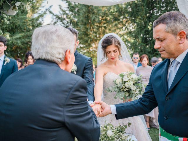 Il matrimonio di Giuseppe e Sharon a Medicina, Bologna 23