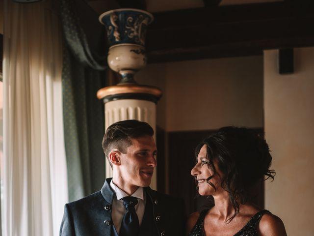 Il matrimonio di Giuseppe e Sharon a Medicina, Bologna 44
