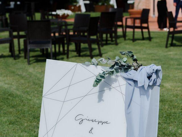 Il matrimonio di Giuseppe e Sharon a Medicina, Bologna 49