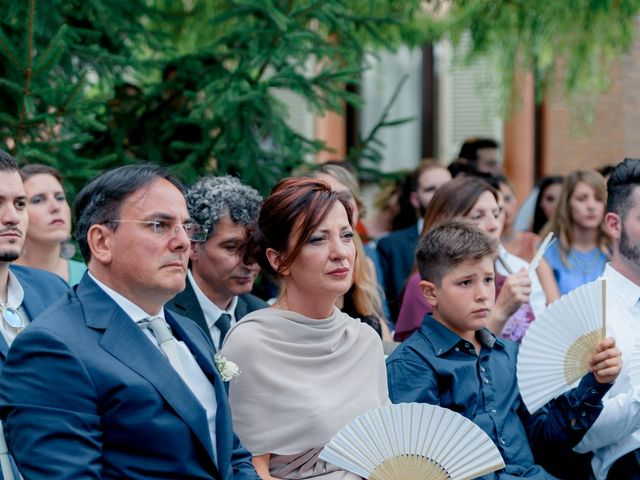 Il matrimonio di Giuseppe e Sharon a Medicina, Bologna 57