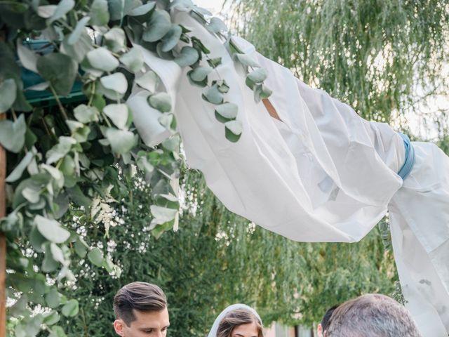 Il matrimonio di Giuseppe e Sharon a Medicina, Bologna 58