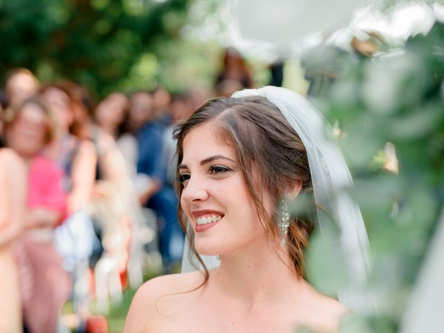 Il matrimonio di Giuseppe e Sharon a Medicina, Bologna 60