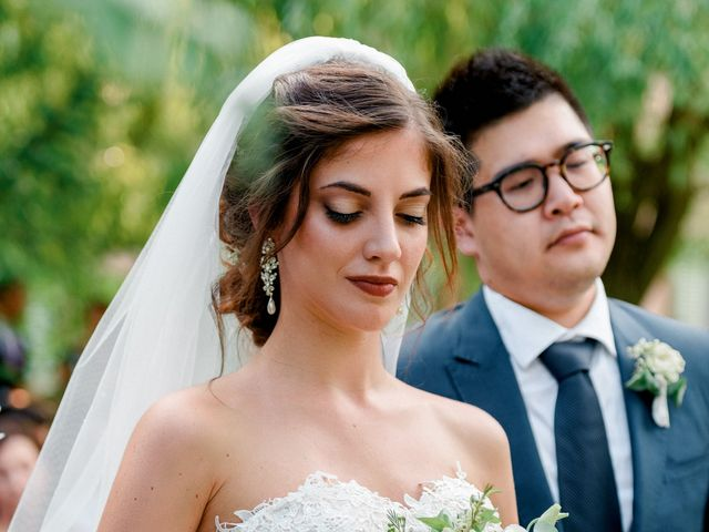 Il matrimonio di Giuseppe e Sharon a Medicina, Bologna 72