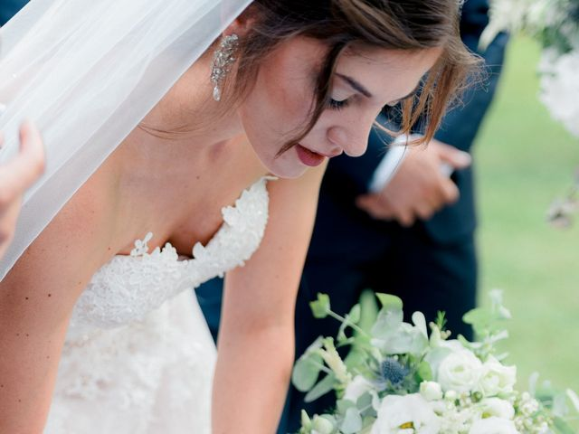 Il matrimonio di Giuseppe e Sharon a Medicina, Bologna 75