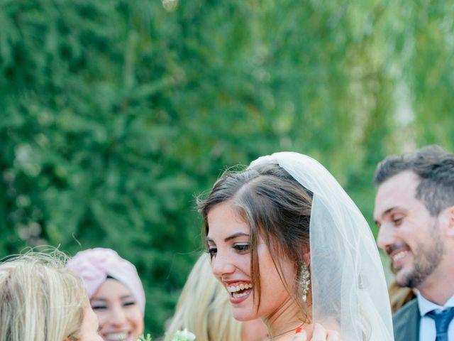 Il matrimonio di Giuseppe e Sharon a Medicina, Bologna 78