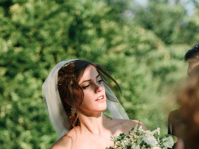 Il matrimonio di Giuseppe e Sharon a Medicina, Bologna 80