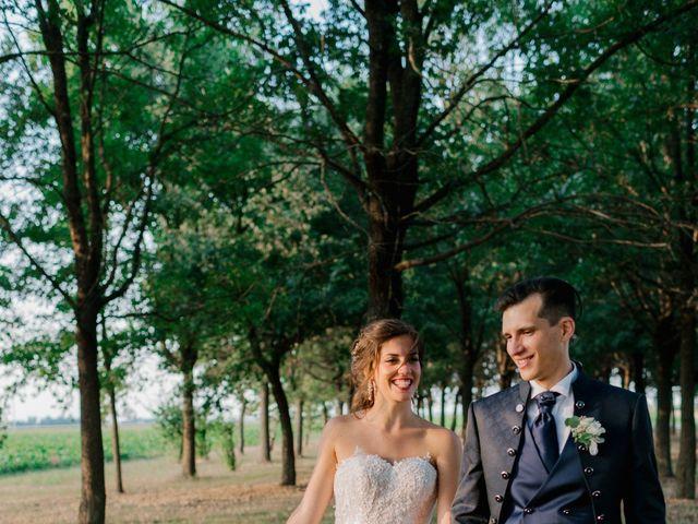 Il matrimonio di Giuseppe e Sharon a Medicina, Bologna 88