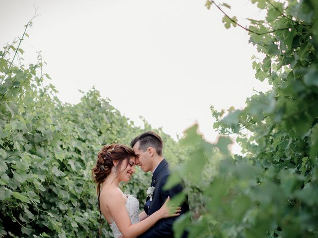 Il matrimonio di Giuseppe e Sharon a Medicina, Bologna 96