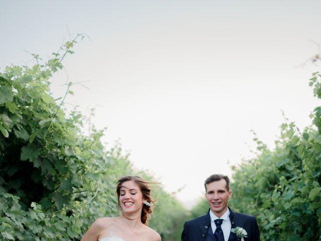 Il matrimonio di Giuseppe e Sharon a Medicina, Bologna 99