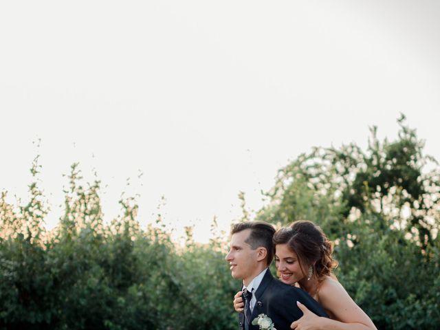 Il matrimonio di Giuseppe e Sharon a Medicina, Bologna 102