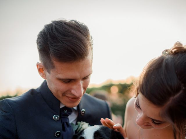 Il matrimonio di Giuseppe e Sharon a Medicina, Bologna 109