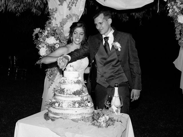 Il matrimonio di Giuseppe e Sharon a Medicina, Bologna 114