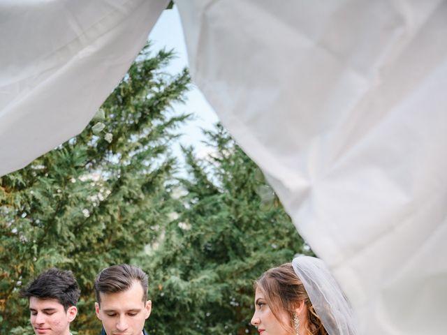 Il matrimonio di Giuseppe e Sharon a Medicina, Bologna 129