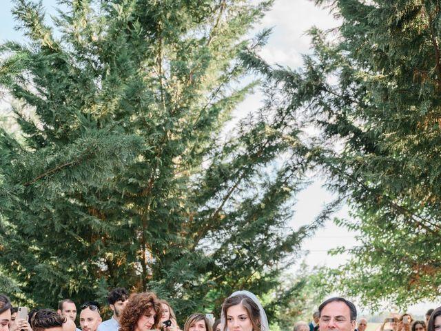 Il matrimonio di Giuseppe e Sharon a Medicina, Bologna 131