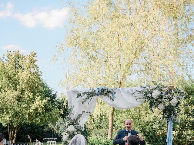 Il matrimonio di Giuseppe e Sharon a Medicina, Bologna 132