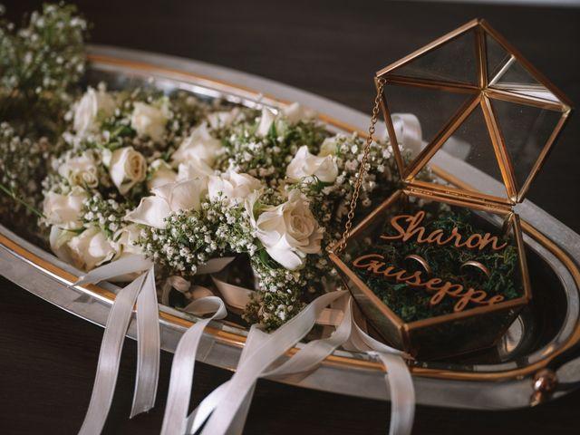Il matrimonio di Giuseppe e Sharon a Medicina, Bologna 136