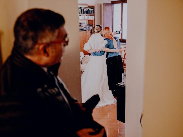 Il matrimonio di Lorenzo e Martina a Montespertoli, Firenze 11