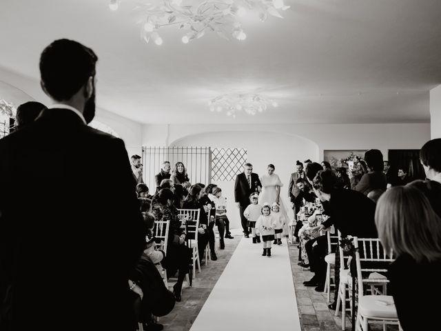 Il matrimonio di Lorenzo e Martina a Montespertoli, Firenze 23