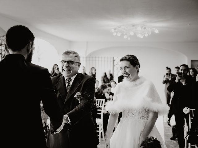 Il matrimonio di Lorenzo e Martina a Montespertoli, Firenze 24