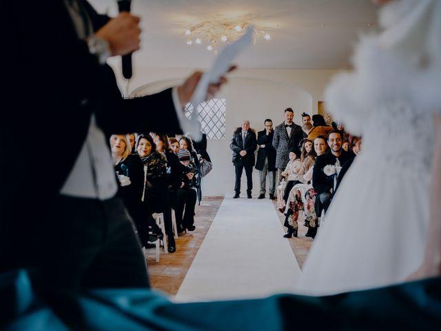 Il matrimonio di Lorenzo e Martina a Montespertoli, Firenze 27