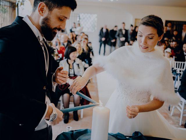 Il matrimonio di Lorenzo e Martina a Montespertoli, Firenze 29