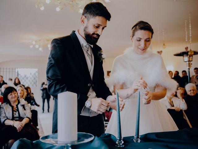 Il matrimonio di Lorenzo e Martina a Montespertoli, Firenze 30