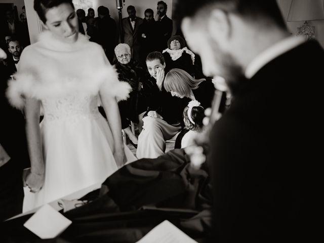 Il matrimonio di Lorenzo e Martina a Montespertoli, Firenze 34