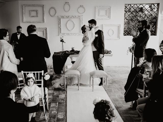 Il matrimonio di Lorenzo e Martina a Montespertoli, Firenze 37