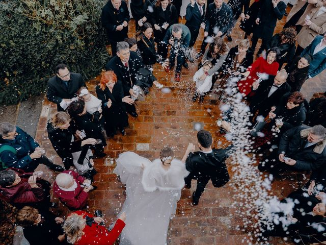 Il matrimonio di Lorenzo e Martina a Montespertoli, Firenze 39