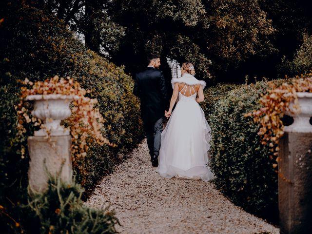 Il matrimonio di Lorenzo e Martina a Montespertoli, Firenze 40