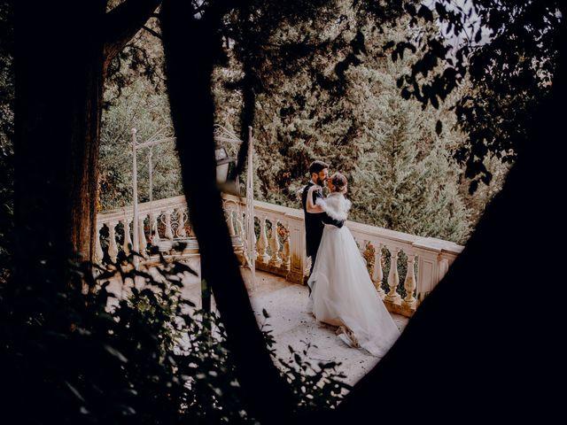 Il matrimonio di Lorenzo e Martina a Montespertoli, Firenze 41