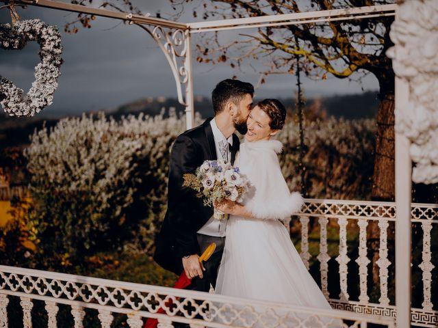 Il matrimonio di Lorenzo e Martina a Montespertoli, Firenze 43