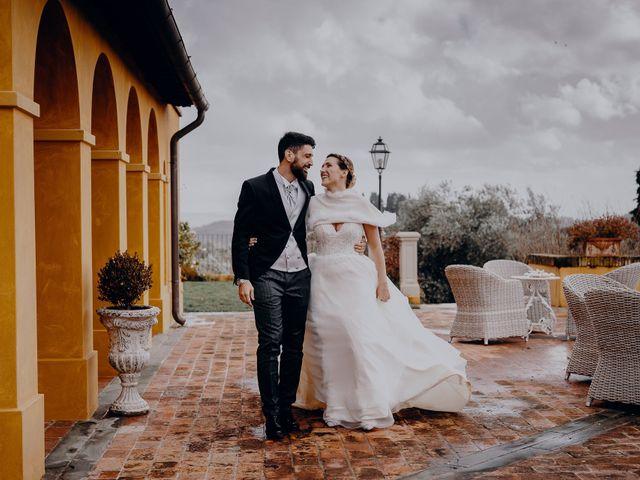 Il matrimonio di Lorenzo e Martina a Montespertoli, Firenze 50