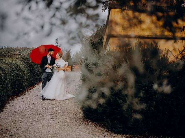 Il matrimonio di Lorenzo e Martina a Montespertoli, Firenze 51