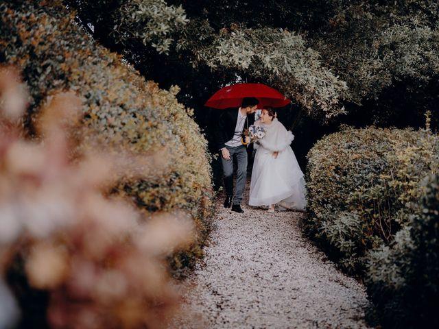 Il matrimonio di Lorenzo e Martina a Montespertoli, Firenze 52
