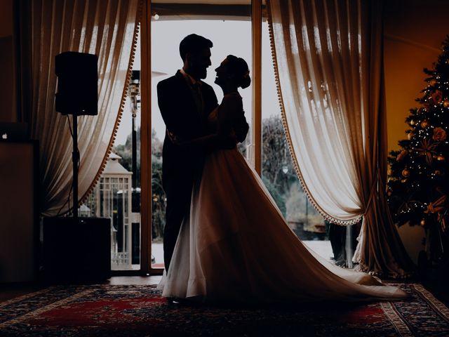 Il matrimonio di Lorenzo e Martina a Montespertoli, Firenze 53